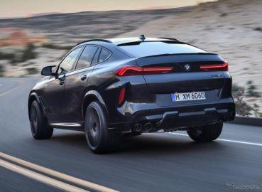 625馬力のSUVクーペ、BMW X6M 新型…ロサンゼルスモーターショー2019で発表へ