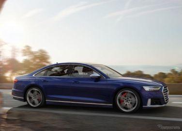 アウディ A8 新型に頂点、571馬力の S8 新型…ロサンゼルスモーターショー2019で発表へ
