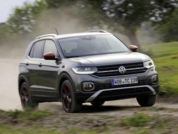 VWの最小SUV、『Tクロス』…高性能モデルを欧州で追加