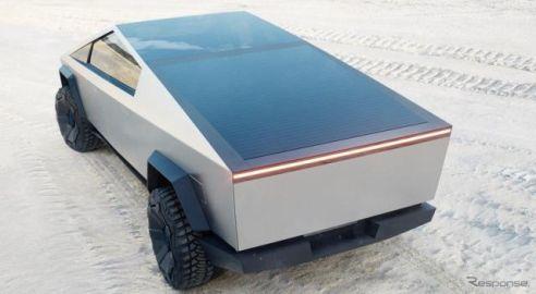 テスラ『サイバートラック』、予約受注が14万6000台…発表から2日で