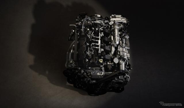 SKYACTIV-X《画像:マツダ》