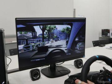脳年齢と運転適正を計測…セガと損保ジャパンがドライビングアナライザーを共同開発