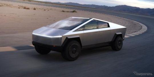 テスラ『サイバートラック』、小型バージョンを計画…マスクCEO