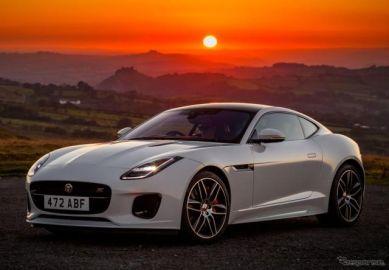 ジャガーのスポーツカー、『Fタイプ』に改良新型…12月2日発表へ