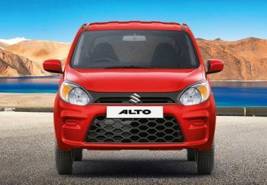 スズキ アルト、インド販売380万台…15年連続で最量販車に