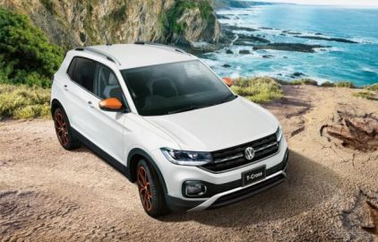 【VW Tクロス】導入記念特別仕様車の受注開始 価格299万9000円より