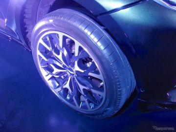 【アストンマーティン DBX】ピレリ、3種類のOEタイヤを供給