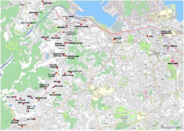 横須賀市、AI運行バスの実証実験開始---病院の電子カルテシステムなどとも連携
