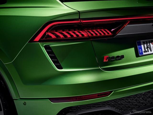 アウディ RS Q8《photo by Audi》