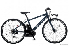 パナソニック、電動アシスト自転車「ジェッター」五輪特別デザイン限定モデルを発売へ