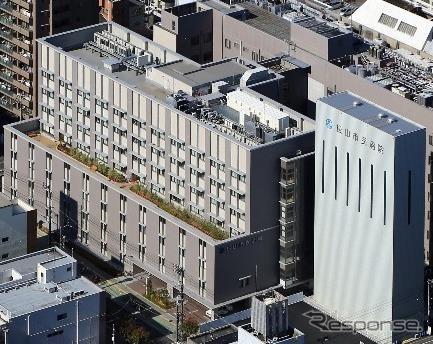 松山市民病院《写真 NASVA》