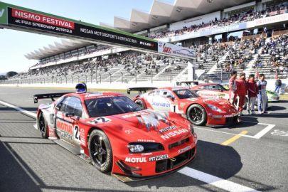 来シーズンのSUPER GTチャンピオン奪還を誓う…ニスモフェスティバル2019