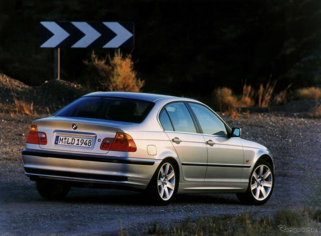 オーストラリアでリコールされたBMW 3シリーズ(写真は欧州仕様)《photo by BMW》