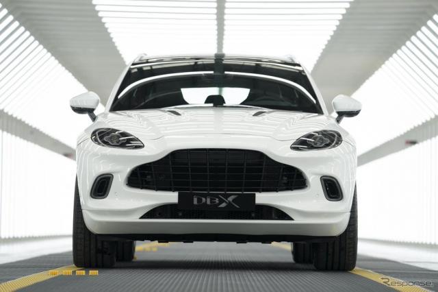 アストンマーティン DBX を生産する英国新工場《photo by Aston Martin》