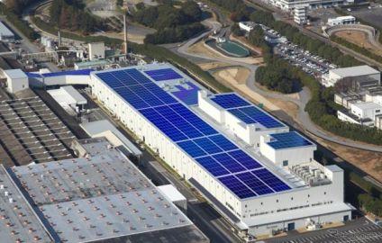 三菱グループ3社、大規模太陽光発電設備などを三菱自動車岡崎製作所に導入