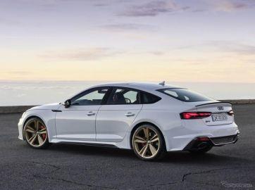 アウディ A5スポーツバック 改良新型に頂点、「RS5」…450馬力