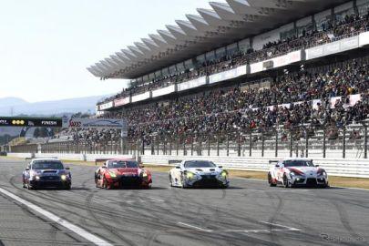 GAZOOレーシング、ニュル24時間参戦を発表…トヨタGAZOOレーシングフェスティバル