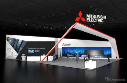 三菱電機、コンセプトキャビン「EMIRAI S」など展示予定…CES 2020