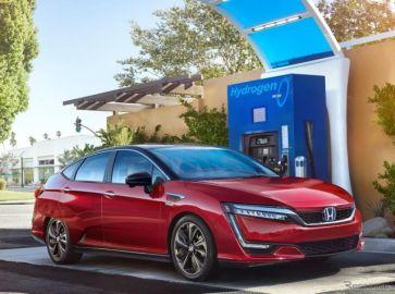 ホンダ クラリティ の燃料電池車、寒冷時の起動性能を向上…2020年型を米国発表