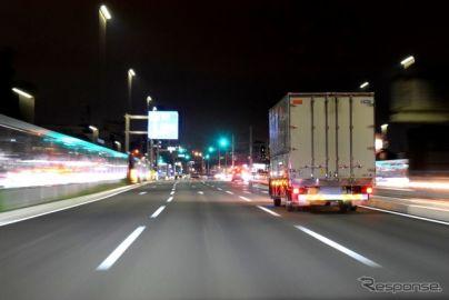 1年以内登録の大型トラック、自動ブレーキ/車線逸脱防止機能の装着率は70%以上 JDパワー調べ