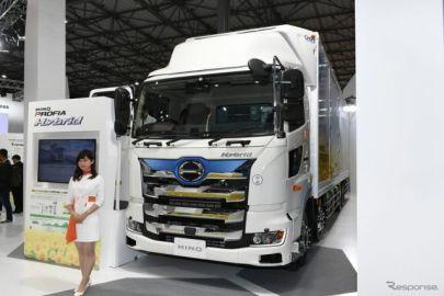 トラック満足度調査で日野がトップ独占 JDパワー