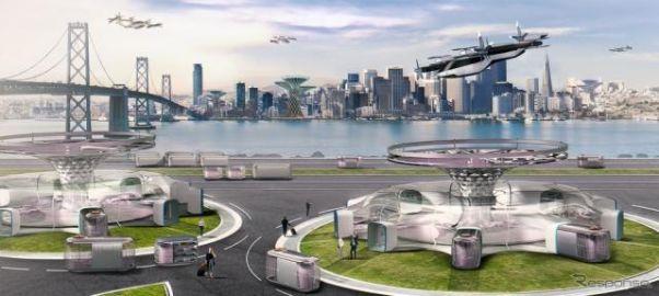 ヒュンダイが空飛ぶ車に参入、初のコンセプトモデルをCES 2020で発表へ