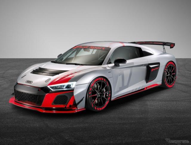 アウディ R8 LMS GT4 改良新型《photo by Audi》
