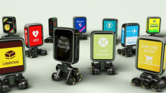トヨタ マイクロパレット、ラストワンマイルの配達ロボット…CES 2020に出展へ