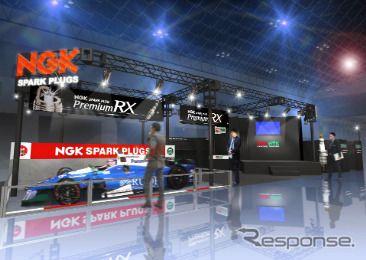 佐藤琢磨、松田次生、ロニー・クインタレッリによるトークショーをNGKが開催へ…東京オートサロン2020
