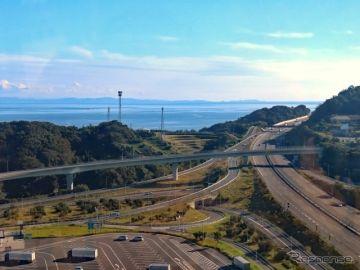 「めざせ、全線走破!」カーナビタイム、高速道路走破率表示機能を提供 日本初