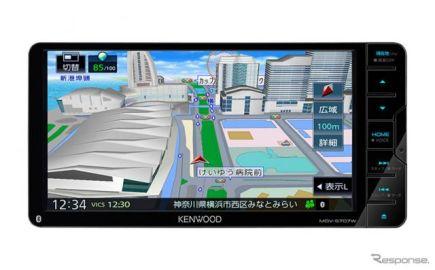 MapFan、有償会員向け地図更新サービスに「彩速ナビ」2020年モデルを追加