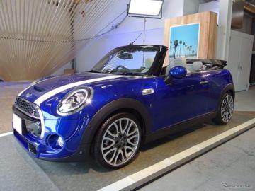 外国メーカー車名別販売ランキング、MINIが4年連続トップ 2019年