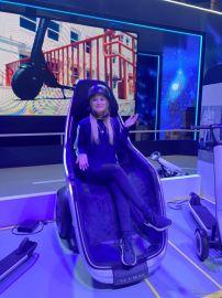 セグウェイ がシート付きに、映画『ジュラシック・ワールド』の乗り物に着想…CES 2020