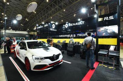ルノー、量産FF車ニュル最速マシン『メガーヌR.S.トロフィーR』の購入申込み受付開始 価格は689万円