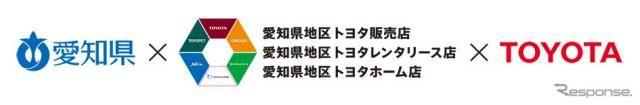 トヨタ自動車と愛知県オールトヨタ、愛知県と地域活性化に向けた包括連携協定を締結