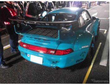 東京オートサロン2020会場周辺で特別街頭検査…不正改造車38台、車検切れはなし
