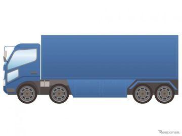 いすゞとホンダ、FC大型トラック共同研究へ