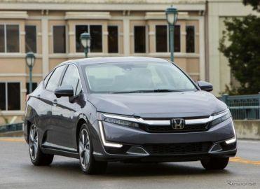 ホンダ クラリティ のPHEVに2020年型、EVモードは航続76km…米国発売