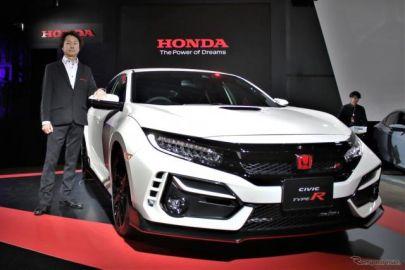 ホンダエンジニアの想いが詰まったスポーツカー、シビック タイプR 改良新型…東京オートサロン2020[インタビュー]