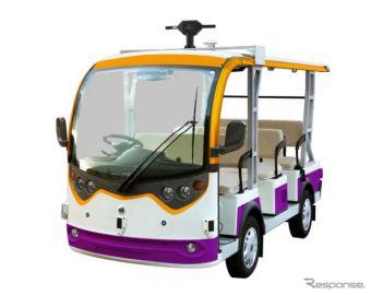 SBドライブ、自動運転車両運行プラットフォームの対応車種拡大に向けてパーセプティン社と協業