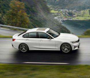 BMW 3シリーズ、X3、X4に48Vマイルドハイブリッド…2020年春欧州発売へ