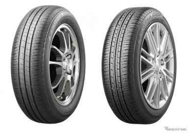 スズキ ワゴンR 改良新型、ブリヂストン ECOPIA EP150 を新車装着