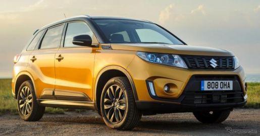 スズキ、48Vマイルドハイブリッド2車種を生産開始…1月末に欧州発売へ