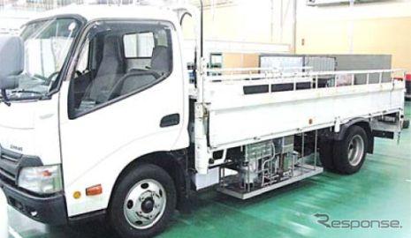 NEDOなど、塗布構造吸収器を採用した車載向け小型吸収冷凍機開発…排熱利用で燃費向上