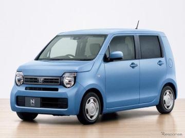 ホンダ N-WGN 新型が生産再開---価格は129万8000円から