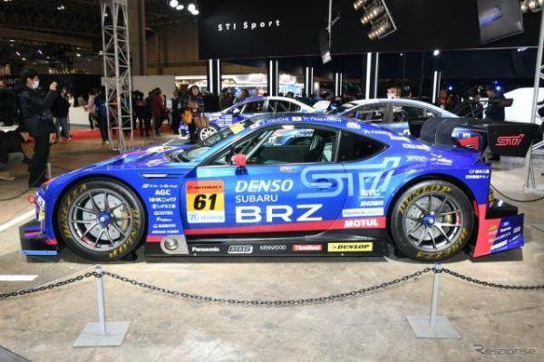 スバル BRZ GT300 2019…東京オートサロン2020[詳細画像]