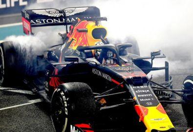 "【F1】アストンマーティン、レッドブルの""冠パートナー""は今季限りで終了…21年は""自チーム擁立""へ"