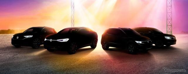 VW、新型コンパクトSUV発表へ…デリーモーターショー2020