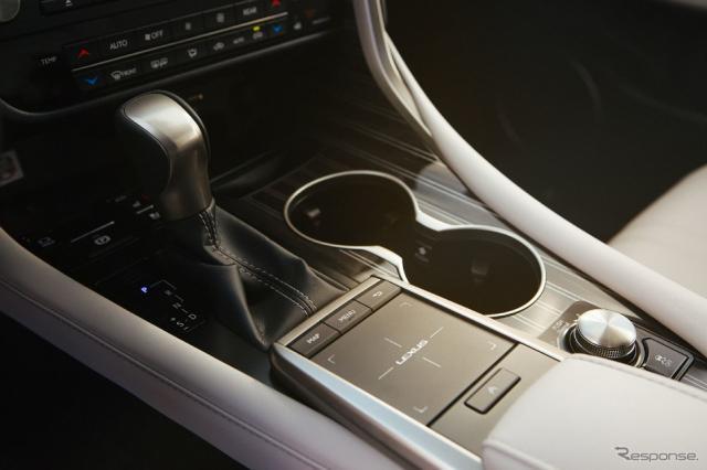 レクサス RX の2020年モデル(北米仕様)《photo by Lexus》