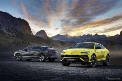 ランボルギーニ ウルス、最高の大型SUVに選出…独誌『Auto Motor und Sport』
